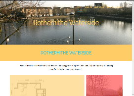 Rotherhithe Waterside